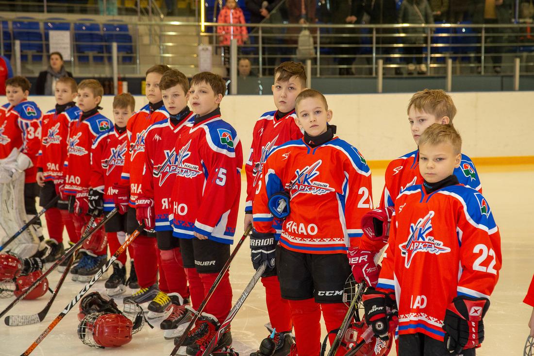 Хоккейная школа «Арктур» закупит насредства гранта велотренажёры дляэффективных тренировок будущих чемпионов