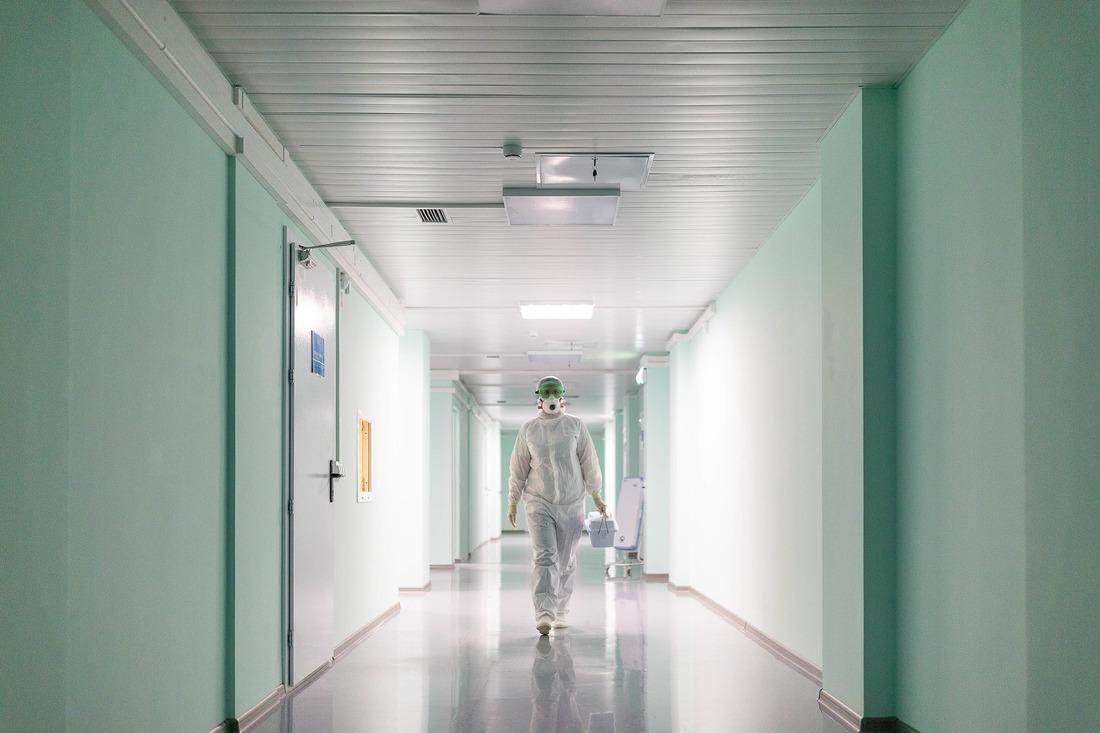Медицинский комплекс «Бованенково» оснащён оборудованием дляпроведения планового приёма пациентов, атакже оказания экстренной помощи