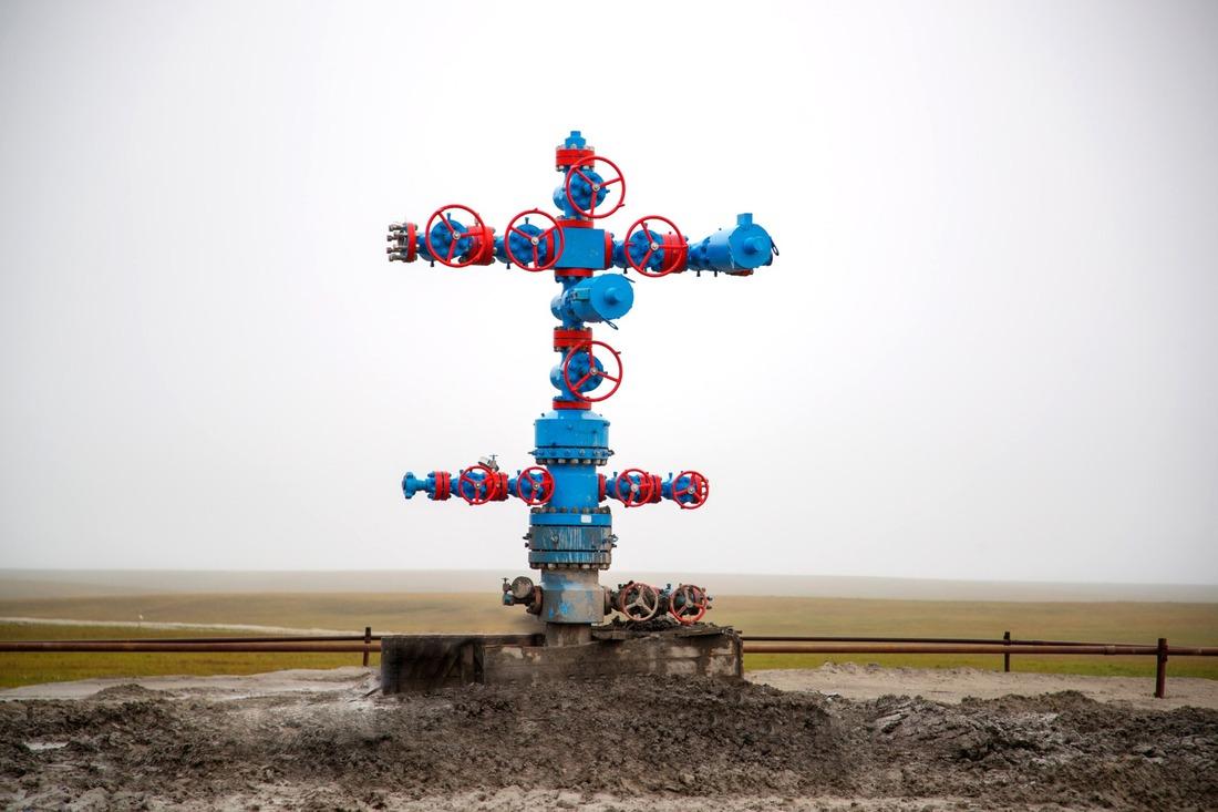 Первая освоенная скважина наХарасавэйском газоконденсатном месторождении
