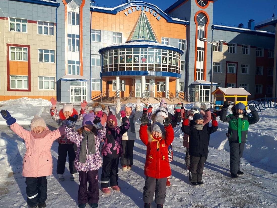 Грантовая поддержка надымских газовиков поможет организовать лыжную подготовку дошколят
