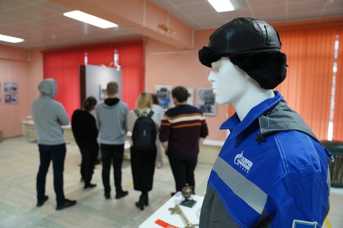 В Надыме прошла выставка «Надым— город газовиков»